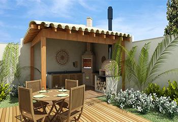 Imagem conceitual referente à categoria Casa e Jardim
