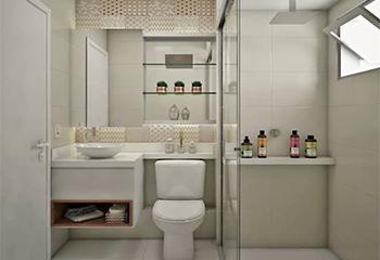 Imagem conceitual referente à categoria Banheiro